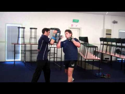New Zealand Sports Academy Wellington Cross Training