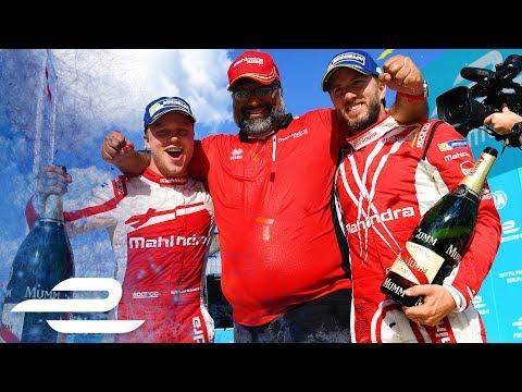 Mahindra's Rollercoaster Weekend! Berlin ePrix 2017 - Formula E