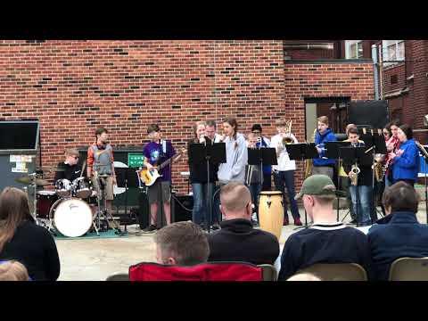 Johns Hill Magnet School Rock Band 2019
