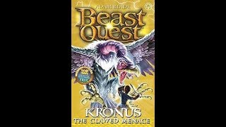 Beast Quest Reviews Series 8 - Kronus The Clawed Menace