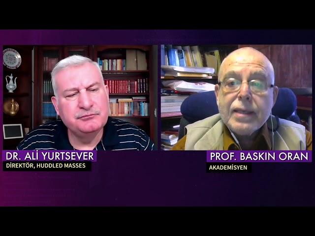 Susturulmuş Türkiye; Siyaset Bilimci, Prof. Dr. Baskın Oran ile ülkenin geldiği noktayı konuştuk.