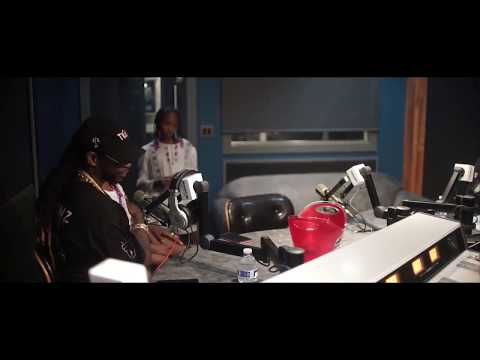 2 Chainz about studio session with Eminem