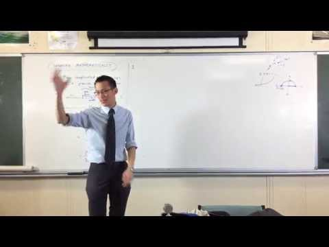 Someone asked me a question about Euler's Identity (e^iπ = --1)...