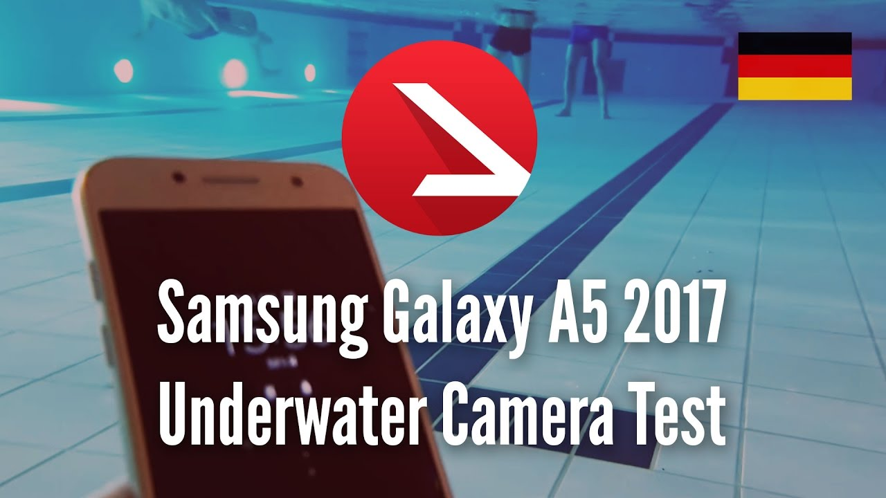 samsung galaxy a5 2017 underwater camera test youtube. Black Bedroom Furniture Sets. Home Design Ideas
