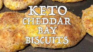 Keto Cheddar Bay Biscuit Recipe | Keto Daily