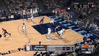 TSBT Season 32 Grizzlies - Knicks