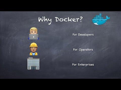 From Zero to Docker - Tutorial for Beginners