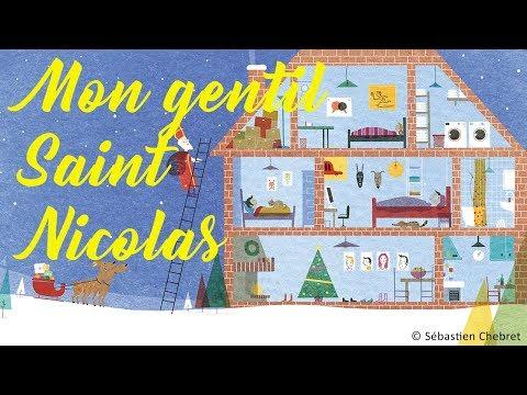 Henri Dès chante - Mon gentil Saint Nicolas - chanson pour enfants
