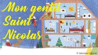 Henri Dès chante - Mon gentil Saint Nicolas-chanson pour enfants