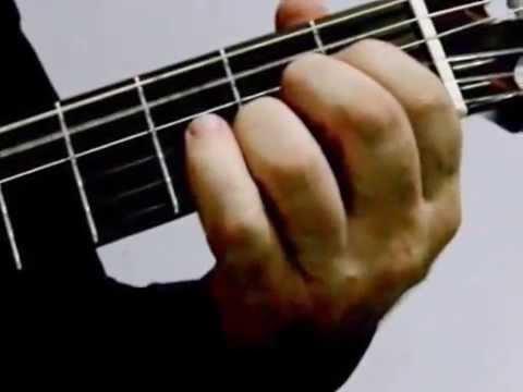 Acordes de Guitarra canción. (Cuando Calienta el Sol).