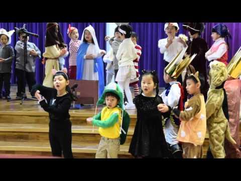SWCS YMCA of HK Christian School 2015 Year 1 Nativity Play
