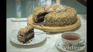 Пражский торт Прага - рецепт Бабушки Эммы