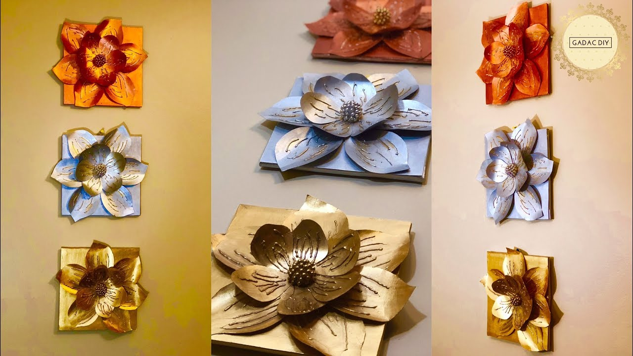 Wall Hanging crafts| diy wall decor| Wall Hanging Craft ... on Picture Hanging Idea  id=17879