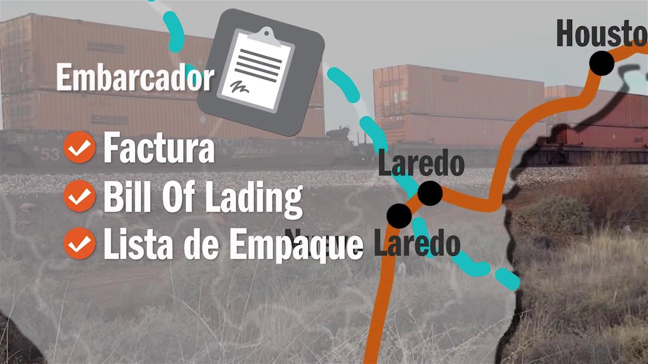 Schneider Intermodal Border Crossings Made Easy Spanish Northbound