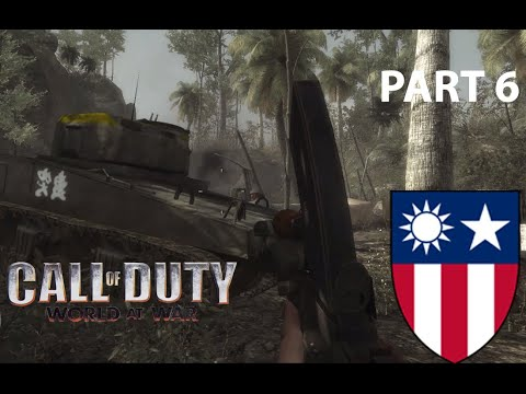 Call Of Duty: World At War Chinese Campaign Part 6: Hěn