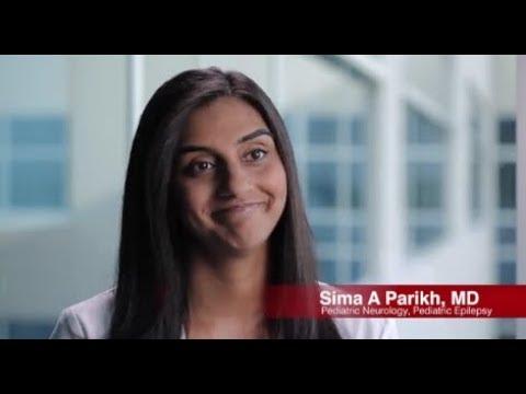 Dr. Sima A Parikh: Pediatric Neurologist - Joe DiMaggio Children's Hospital