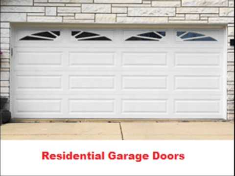 Garage Door Service in Mount Pleasant, MS