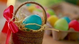Robert's Plastic Canvas Easter Basket