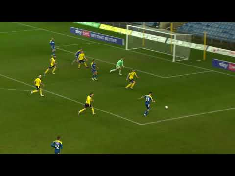 Oxford Utd AFC Wimbledon Goals And Highlights