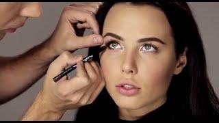 Как стать Меган Фокс: пошаговая инструкция по звездному макияжу Cosmo
