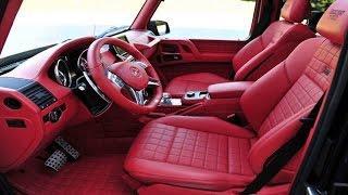 Выхлоп BRABUS   Гелендваген G63 V8 Bi Turbo   Один из самых мощных выхлопов