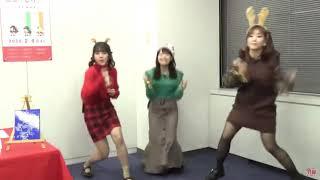 크리스마스 스페셜 방송 무대소녀체조