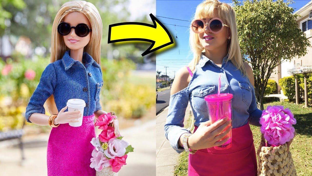Barbie likes to get naughty - 1 7