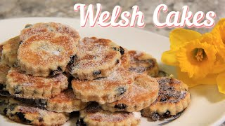 My Welsh Cake Recipe! Easy, Traditional &amp Delicious!