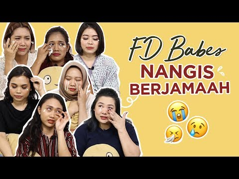 FD Babes Minta Maaf Sama Diri Sendiri?? | FD Babes