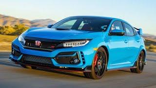 2020 Honda Civic Type R: Racing-Inspired & Redesigned||