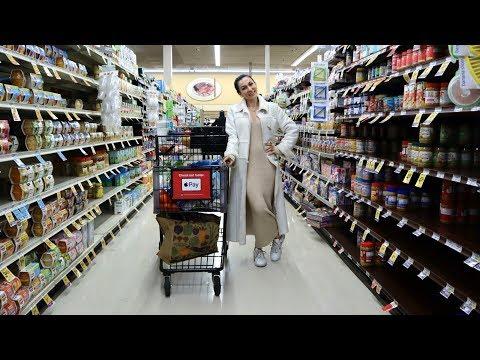 Шопинг из Американского Супермаркета Vons - Эгине - Семейный Влог - Heghineh Cooking Show In Russian