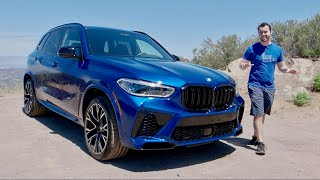 2020 BMW X5M Competition Review - The Best SUV Ever?!