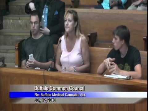 Buffalo Common Council Hears BMCA [7-12-16]