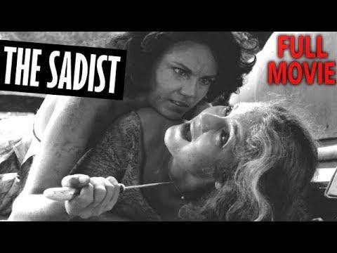 THE SADIST  Full Thriller Movie   Richard Alden & Arch Hall Jr.  English  HD  720p