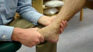 Special Tests for Ankle