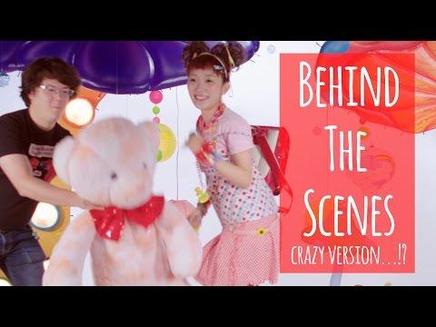 原宿ファッション撮影舞台裏☆Crazy ver...!?