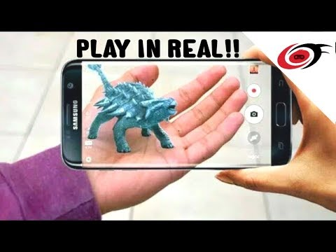 Top 10 Augmented Reality Games For Android
