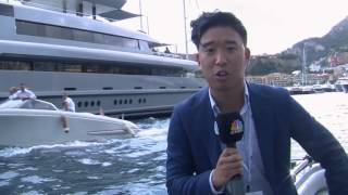 This is one of the fastest super yachts | CNBC International