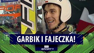 Piotr Żyła: garbik, fajeczka, no i poleciało (Fragment wywiadu SPORT.TVP.PL )
