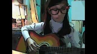 Everyday I love you guitar cover