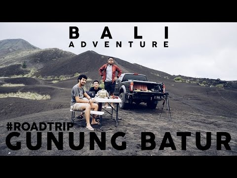 ROAD TRIP || GUNUNG BATUR BALI || NISSAN NAVARA (5/5) #CARVLOG INDONESIA