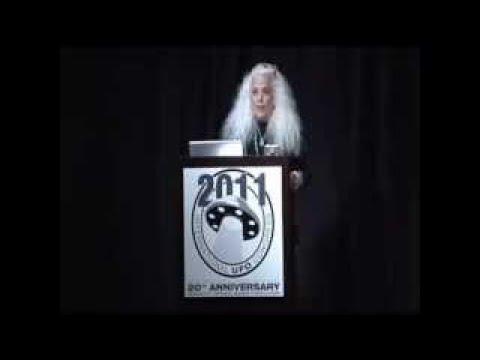 Carol Rosin Full Speech IUFOC 2017 (International Space Treaty) AVI Top Secret