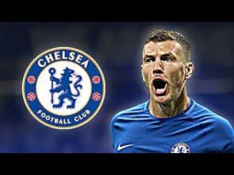Edin Dzeko Welcome To Chelsea/•Goals •Skills •Asists/#7