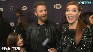 Dierks Bentley Brings Adorable Daughter Evie to 'CMT Artists of the Year'