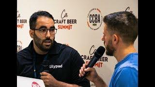 Lilypad at the 2018 CA Craft Beer Summit