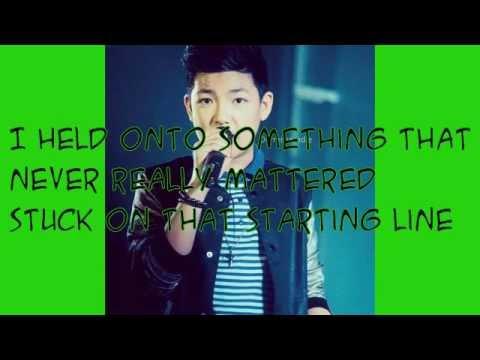 Stuck - Darren Espanto (Lyric Video) - YouTube