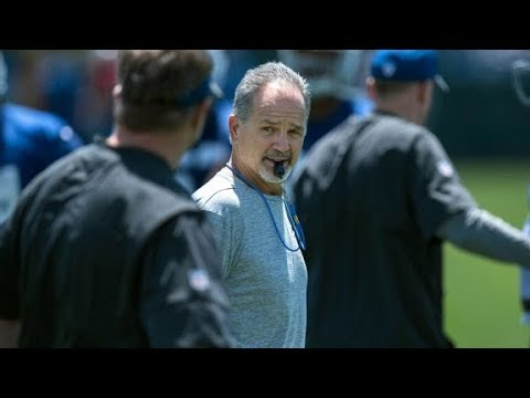 INDIANAPOLIS COLTS 2017 NFL PREVIEW : IS PAGANO OUT OF LUCK?