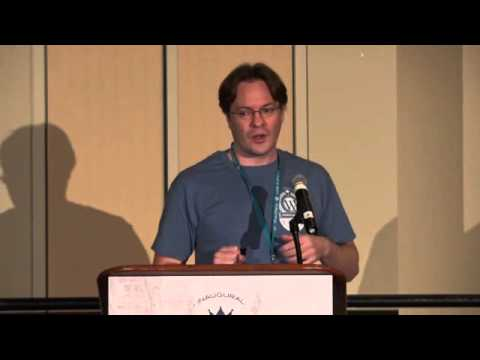 Joe Dolson: ARIA – Roles, States and Properties