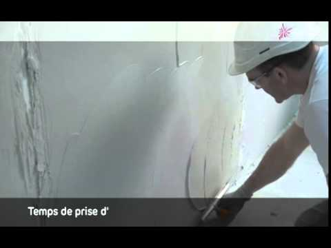 comment enduire un mur ab m avec gecko youtube. Black Bedroom Furniture Sets. Home Design Ideas