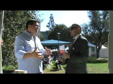 """California's Next Century"" Book Tour: West Hollywood Book Fair (part 2)"